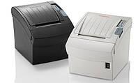Принтер чеков 80мм автообрезка, BIXOLON SRP-350II, USB, управление ден.ящиком