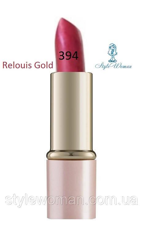 Помада для губ Relouis Gold релуи тон 394