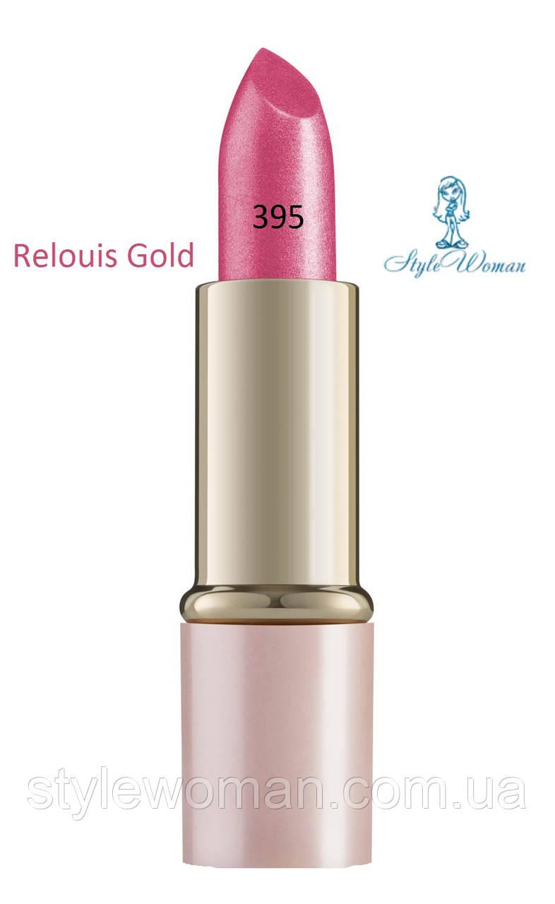 Помада для губ Relouis Gold релуи тон 395