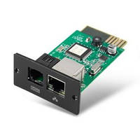 SNMP карта для удаленного мониторинга инвертора Opti-Solar SP3000, SP10K Premium