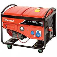Бензиновый генератор однофазный ANTOR HK7500MS 5,5/6,0кВт 230В