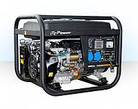 Бензиновый генератор однофазный Q-Power GG3100LE 2,8кВт 220В