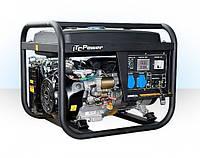 Бензиновый генератор однофазный Q-Power GG9000LE 6,6кВт 220В