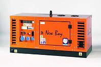 Дизельный генератор однофазный EUROPOWER EPS103DE (New Boy) 10kVA