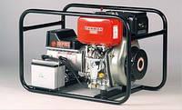 Дизельный генератор трехфазный EUROPOWER EP6000TDE 6kVA
