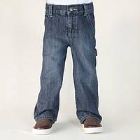 Детские джинсы для мальчика 9-12 месяцев