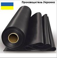 Пленка черная Союз 100 мкм. (для мульчирования,строительная)