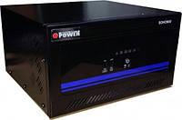 Источник бесперебойного питания (ИБП) Q-Power QPSH1500LCD 1500ВА/1200Вт 24В