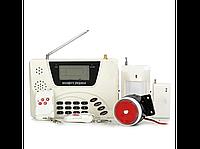 Gsm сигнализация с датчиком движения и датчиком на разрыв DOUBLE NET GSM