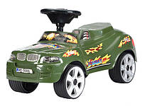 Толокар БМВ, зеленый милитари