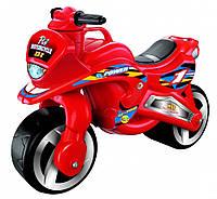 Велобег Motorbike, красный