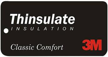 Thinsulate™ обеспечивает более высокую теплозащиту и степень комфорта, чем любой другой наполнитель.