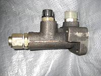 Клапан деления потока ГУРа трактора Т-40