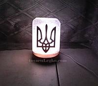 Соляная лампа Герб (2 кг)