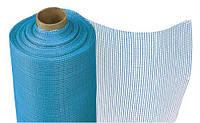 B/S Фасадная сетка 145г/м2,  5мм х 5мм,  1м х 50м/рул. Blue (2рул./упак.)   (рулон)
