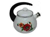 Чайник с свистком EPOS 2711/2, 2,5л (53386)