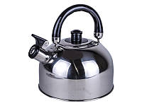 Чайник со свистком 2,5 л A Plus 1321-WK