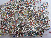 Стразы для ногтей ss8 Mixed colors, 1440шт.(2.3-2,5мм)