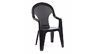 Стул Allibert Santana Chair Серый