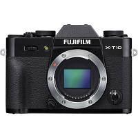 Цифровой фотоаппарат Fujifilm X-T10 body Black (16470128)