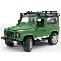 Игрушка - джип Land Rover Defender, Bruder 02590