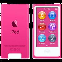 MP3-плеер Apple iPod Nano 7Gen 16GB Pink (MKMV2)