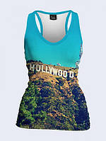 Майка-борцовка Hollywood Los Angeles