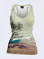 Майка-борцовка Summer Paradise