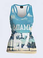 Майка-борцовка Америка Майами