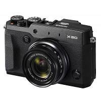 Цифровой фотоаппарат Fujifilm FinePix X30 Black (16437621), фото 1