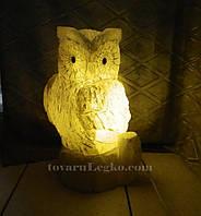 Соляная лампа Сова (20 кг)