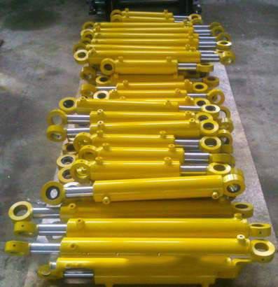 Гидроцилиндр 80.50х400.01, фото 2