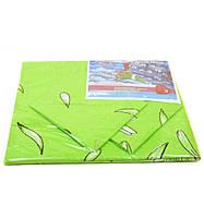 Комплект белья двуспальный Зеленая гладь