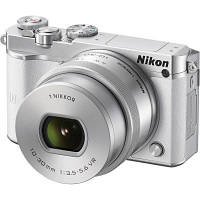 Цифровой фотоаппарат Nikon 1 J5 +10-30 PD-Zoom KIT White + Bag (VVA242KV01), фото 1