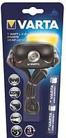 Налобный фонарь VARTA 1 WATT LED SPORTS HEAD LIGHT 2AAA