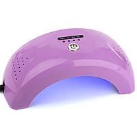 Лампа для сушки ногтей CCFL+LED 18/24W Purple