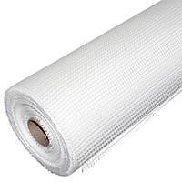 B/S Фасадная сетка 70г/м2,  5мм х 5мм,  1м х 50м/рул.  White   (6рул./упак.)  (рулон)