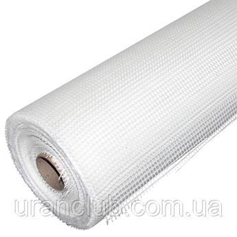 B/S Фасадна сітка 70г/м2, 5мм х 5мм, 1м х 50м/рул. White (6рул./упак.) (рулон)