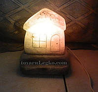 Соляная лампа Домик (4-5 кг)