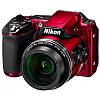 Цифровой фотоаппарат Nikon Coolpix L840 Red (VNA771E1)