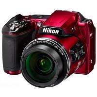 Цифровой фотоаппарат Nikon Coolpix L840 Red (VNA771E1), фото 1