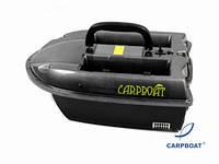 кораблик для прикормки рыбалки Carpboat Carbon 2,4GHz