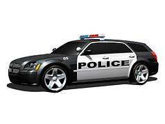Полицейские Машины Мира (DeAgostini) 1:43