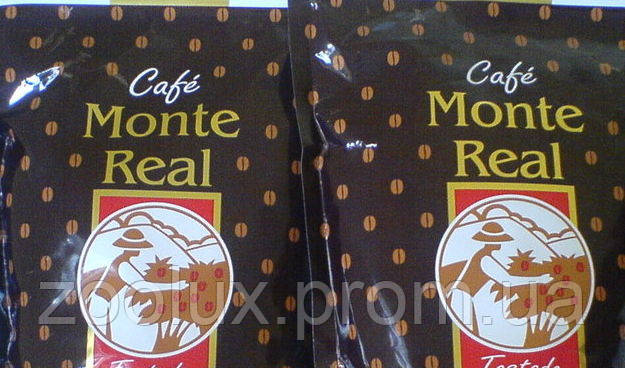 Доминиканский кофе Monte Real в зернах 456 грамм