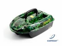 кораблик для прикормки карпа Carpboat Camo 2,4GHz