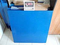 Платформенные весы ВПЕ-Центровес-1010-1-Э, до 1000 кг, размер площадки 1000х1000мм