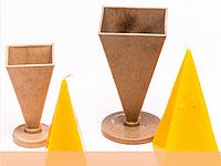 "Форма ""пирамида"" №1 (70 мм х 160 мм)"