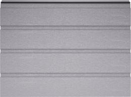 Гофрированные панели промышленных ворот Алютех