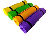 Как выбрать коврик для занятия спортом