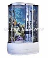 Гидробокс 120x85x220 VA-167 L океан